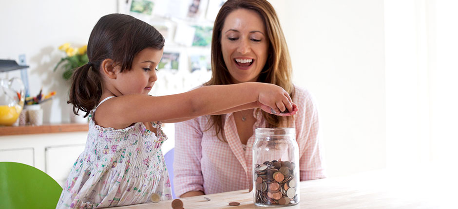 Educate your children to practice good money management strategies