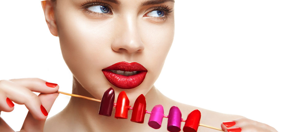 Is it difficult to choose the perfect lipstick shade?