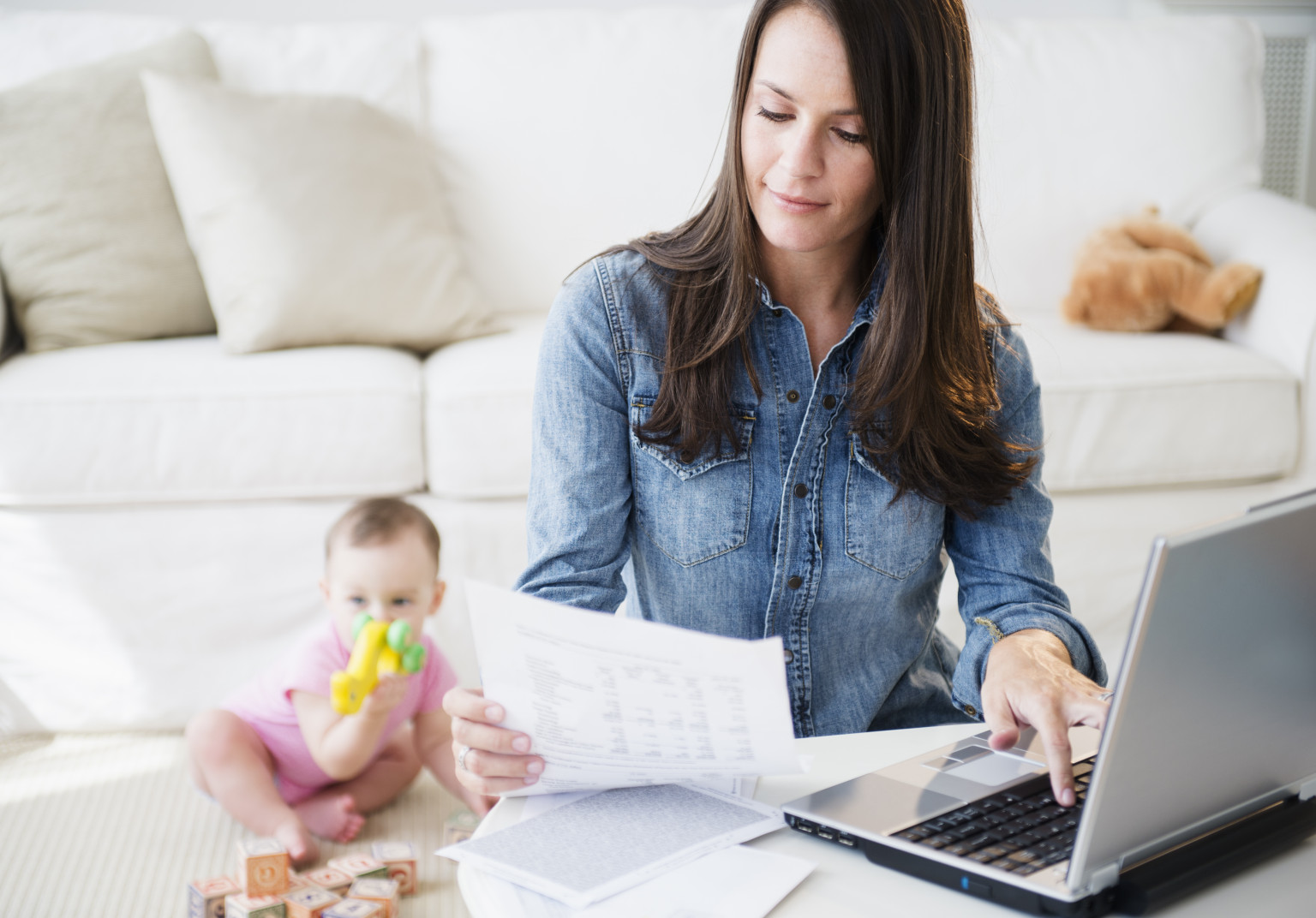 Is it possible to balance work and family at the same time?