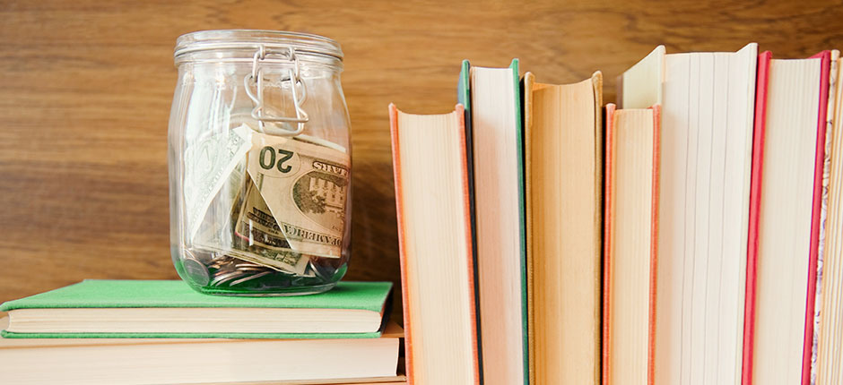 Save money on books – How to read books without spending a fortune