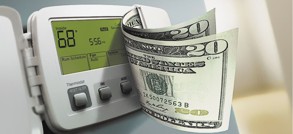10 Simple ways to send high utility bills on a diet