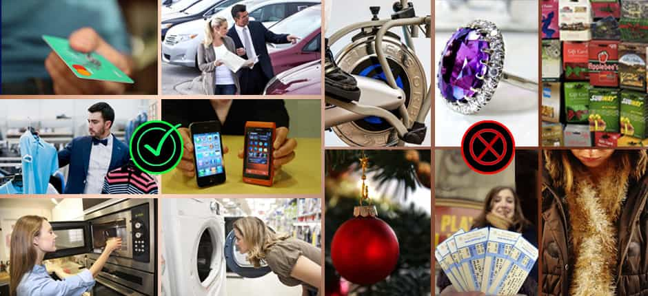 What to buy and what not to buy in Thanksgiving Day