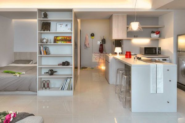 How to transform your studio apartment into a complete apartment