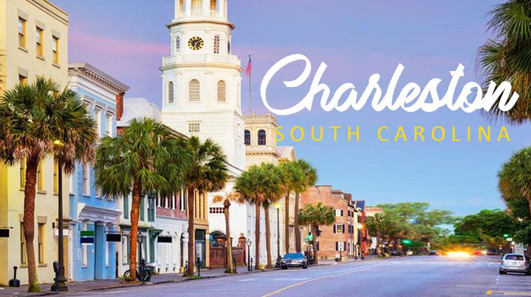 My sudden plan to Charleston city and its Spoleto Festival