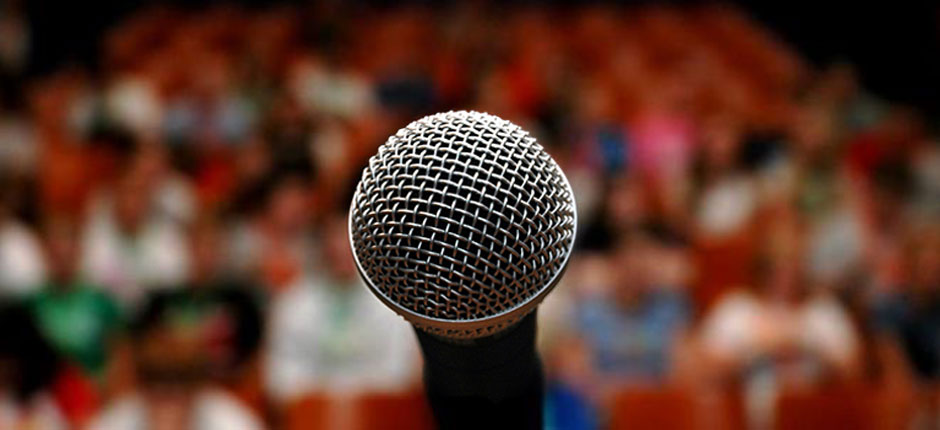 Is it very hard to overcome the fear of public speaking?