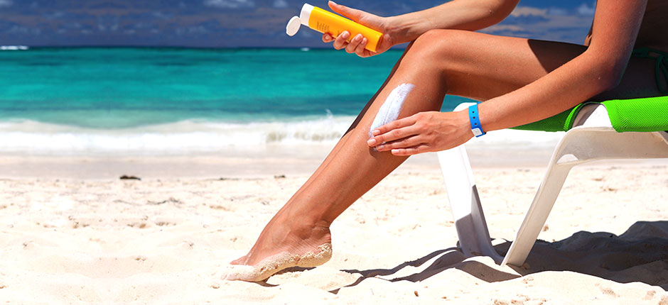 Worried about your skin during the summer months? Here are 10 tips…