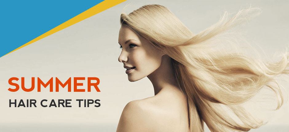 Want beautiful hair during summers? Try out these tips!