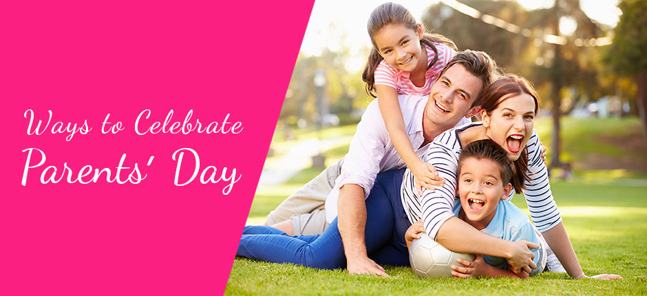 How can you celebrate Parents' Day?