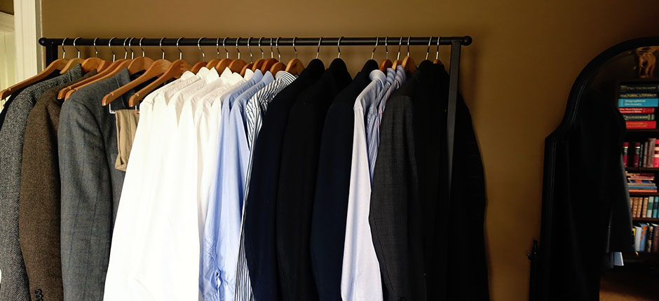 How to build a work wardrobe without burning a hole in your pocket