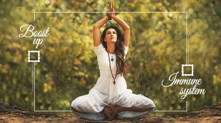 How yoga along with other things can help boost immunity